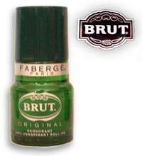 BRUT DEO-Pánský Antiperspirant ROLL-ON 50 ml