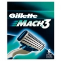 GILLETTE MACH3 NH - 8ks