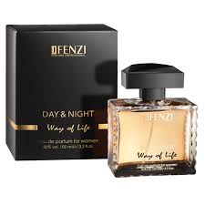 JFenzi Day & Night Way of Life Women jako D&G The Only One Dámská EDP 100ml